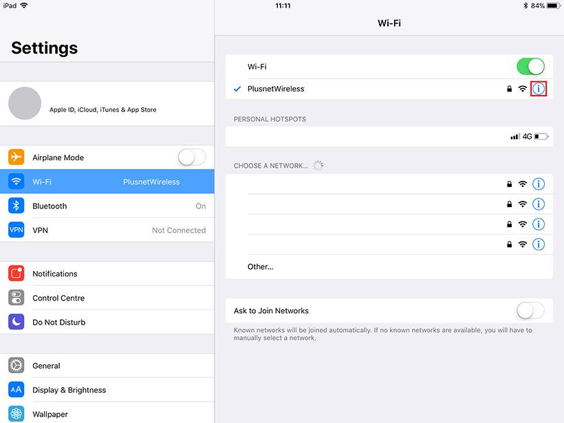 iPad Proxy Guide | TV When Away